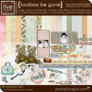 Booboo Be Gone - Full Kit