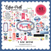 I Am Mom Element Pack #2