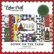 Down on the Farm Paper Pack #1