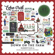 Down on the Farm Element Pack #3