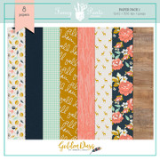 Golden Days Paper Pack 1