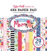 I Am Mom 6x6 Paper Pad