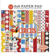 Circus 6x6 Paper Pad