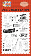 The Greatest Show Stamp
