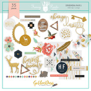 Golden Days Elements Pack 1