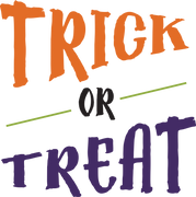 Trick Or Treat #6 SVG Cut File