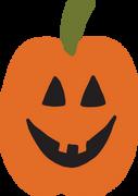 Halloween Pumpkin #3 SVG Cut File
