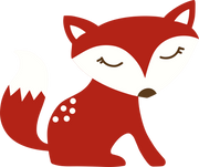 Autumn Fox SVG Cut File