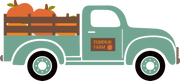 Fall Truck SVG Cut File