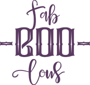 Fab BOO Lous SVG Cut File