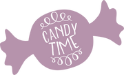 Candy Time SVG Cut File