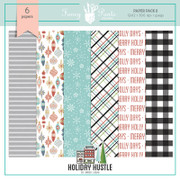 Holiday Hustle Paper Pack 2