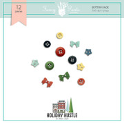 Holiday Hustle Button Set