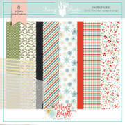 FPD Merry and Bright Paper Pack 2