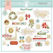 FPD Merry and Bright Ephemera Pack 2