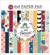 Our House 6x6 Paper Pad