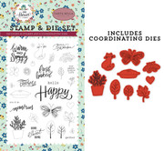 Sweet Little Life Die & Stamp Set