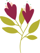 Our Home Tulips SVG Cut File