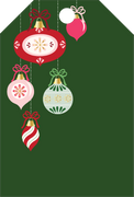 Christmas Tag Print & Cut File