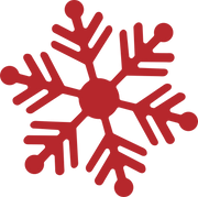 CB Christmas Snowflake #2 SVG Cut File