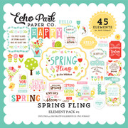 Spring Fling Element Pack #1