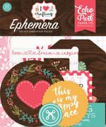 I Heart Crafting Ephemera