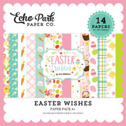 Easter Wishes Paper Pack #1