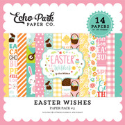 Easter Wishes Paper Pack #2
