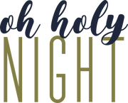 Oh Holy Night SVG Cut File