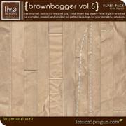 Brownbagger Paper Pack Vol. 5