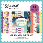 Mermaid Dreams Paper Pack #1