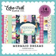 Mermaid Dreams Paper Pack #2