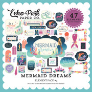 Mermaid Dreams Element Pack #3