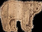 Bear Print & Cut File