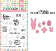 Easter Memories Die & Stamp Set