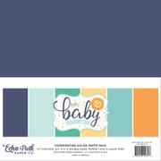 Hello Baby Boy Solids Kit