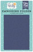Shining Stars Embossing Folder