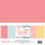 Hello Baby Girl Solids Kit