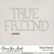 True Friend Alpha Pack