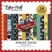 Pirate Tales Paper Pack #1