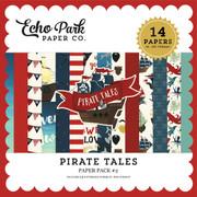 Pirate Tales Paper Pack #2