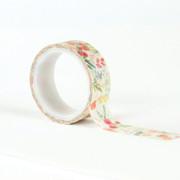 Flower Bouquet Decorative Tape