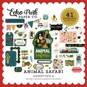 Animal Safari Element Pack #3
