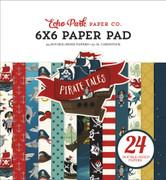Pirate Tales 6x6 Paper Pad