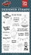 Land Ho Stamp Set