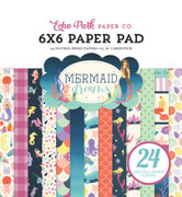 Mermaid Dreams 6x6 Paper Pad