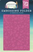 Bubbles Embossing Folder
