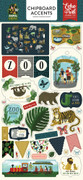 Animal Safari Chipboard Accents