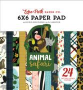 Animal Safari 6x6 Paper Pad