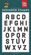 Zoo Day Alphabet Stamp Set